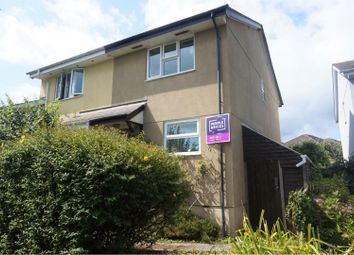 Thumbnail 2 bed terraced house for sale in Punchards Down, Totnes