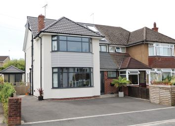 Thumbnail 4 bed property for sale in Victoria Road, Saltford, Bristol