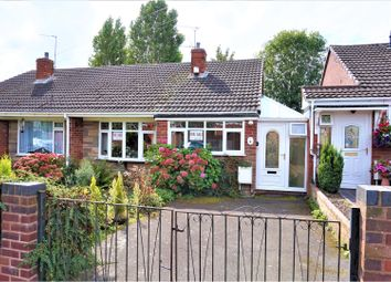 Thumbnail 2 bedroom semi-detached bungalow for sale in Stonehouse Avenue, Willenhall