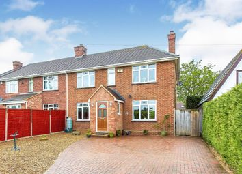 Thumbnail 4 bed semi-detached house for sale in School Lane, Roxton, Bedford