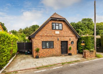 Thumbnail 3 bed detached house for sale in Single Street, Westerham