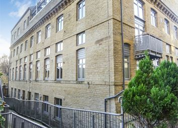 Thumbnail 2 bed flat for sale in Park Road, Elland, West Yorkshire