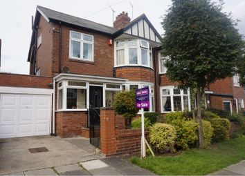 4 bed semi-detached house for sale in Monkseaton Drive, Whitley Bay NE26