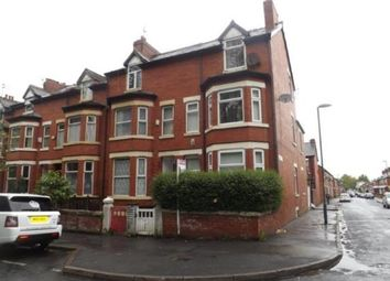 Thumbnail 5 bedroom end terrace house for sale in East Road, Longsight, Manchester, Greater Manchester