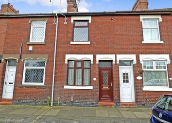Thumbnail 2 bed terraced house for sale in Gorse Street, Fenton, Stoke-On-Trent