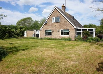 Thumbnail 3 bed bungalow for sale in Stanwick Road, Raunds