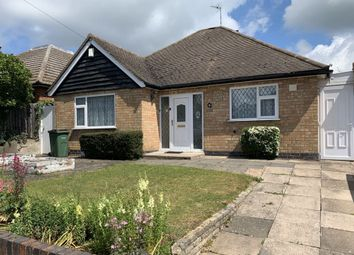 Thumbnail 2 bed bungalow for sale in Wayside Drive, Oadby