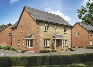 Thumbnail 4 bed detached house for sale in The Oakwell, Plot 18 Winchelsea Gate, Oundle Road, Weldon