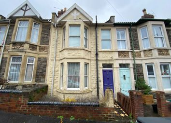 Thumbnail 3 bed terraced house for sale in 6 Edward Road, Arnos Vale, Bristol, Bristol