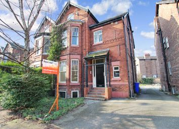 Thumbnail 2 bed flat to rent in Zetland Road, Manchester