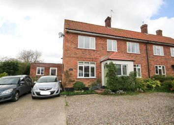 Thumbnail 3 bed semi-detached house for sale in St. Margarets Way, Fleggburgh, Great Yarmouth