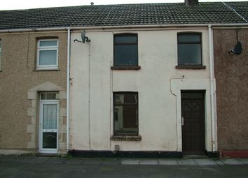 Thumbnail 4 bed terraced house to rent in Lower West End, Port Talbot