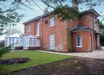 Thumbnail 4 bedroom detached house for sale in Main Road, Saltfleetby, Louth