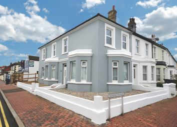 Thumbnail 3 bed end terrace house for sale in Beamsley Road, Eastbourne