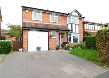 Thumbnail 4 bed detached house for sale in Chepstow Drive, Stafford