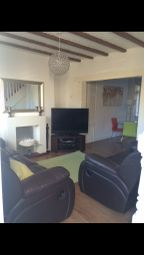 Thumbnail 2 bed semi-detached house to rent in Grwyne Terrace, Argoed, Blackwood