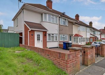 3 bed end terrace house for sale in Gonville Crescent, Northolt UB5