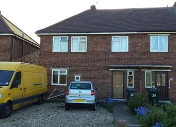 Thumbnail 3 bed semi-detached house for sale in Dublin Road, Doncaster