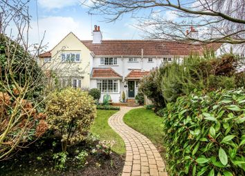 Thumbnail 3 bed terraced house for sale in Sandy Lane, Cobham