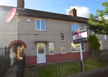 Thumbnail 3 bed terraced house to rent in York Street, Rossington Doncaster