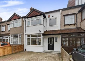 Thumbnail 3 bed terraced house for sale in Sherwood Avenue, London