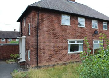 Thumbnail 2 bed semi-detached house for sale in Carter Lodge Place, Hackenthorpe, Sheffield