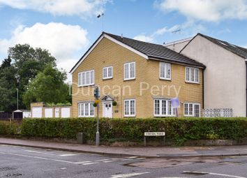 Thumbnail 3 bedroom end terrace house for sale in Station Road, Welham Green, Herts