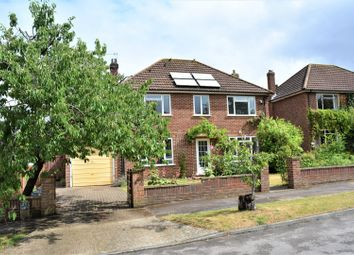 Thumbnail 3 bed detached house for sale in Grantley Close, Guildford