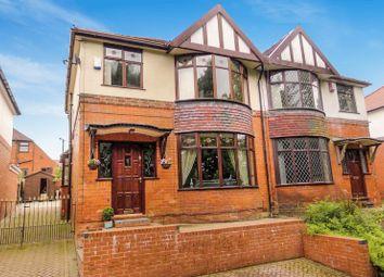 Thumbnail 3 bedroom semi-detached house for sale in Bryn Lea Terrace, Barrow Bridge, Bolton