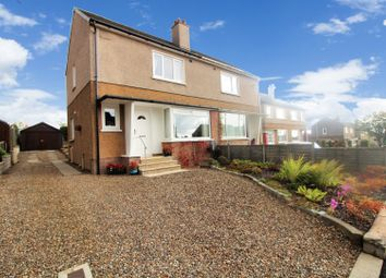Thumbnail 2 bed semi-detached house for sale in Tinto Road, Glasgow