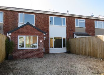 Thumbnail 3 bed terraced house for sale in Nightingale Close, Frampton Cotterell, Bristol