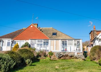 Thumbnail 2 bed semi-detached bungalow for sale in Bishopstone Road, Bishopstone, Seaford
