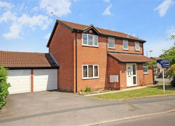 Thumbnail 4 bed detached house for sale in King Henry Drive, Grange Park, Swindon
