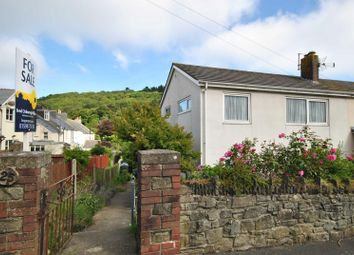 Thumbnail 3 bed semi-detached house for sale in Park Gardens, Lynton, Devon