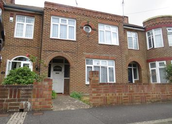 Thumbnail 3 bed terraced house for sale in Firgrove Crescent, Portsmouth