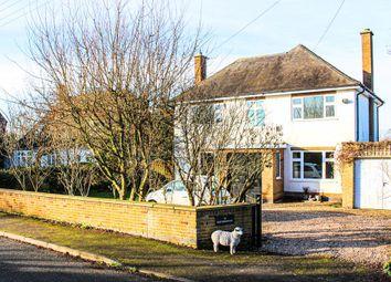 Thumbnail 4 bed detached house for sale in Cross Lane, Burton Lazars, Melton Mowbray