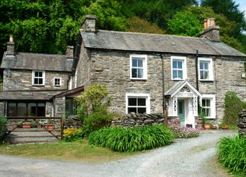 Thumbnail 6 bed farmhouse for sale in Force Mill Farm, Satterthwaite