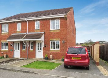 Thumbnail 3 bed semi-detached house for sale in Brunel Drive, Biggleswade