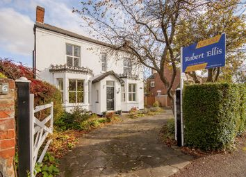 Thumbnail 3 bed cottage for sale in Park Road, Chilwell, Nottingham