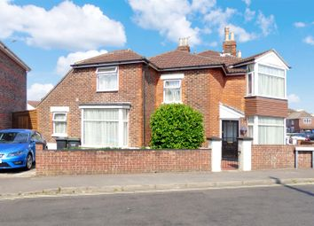 Thumbnail 3 bed end terrace house for sale in Cambridge Road, Gosport