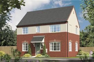 Thumbnail 3 bed detached house for sale in Burton Road, Ashby-De-La-Zouch