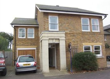 Thumbnail 5 bedroom detached house to rent in Horseshoe Crescent, The Garrison, Shoeburyness