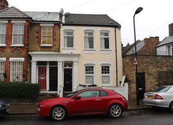 Thumbnail 1 bed flat for sale in Geldeston Road, London