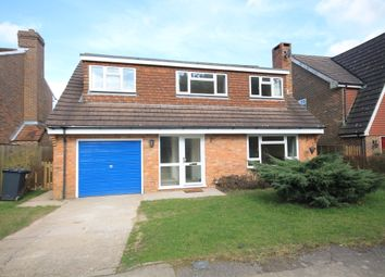 Thumbnail 4 bed detached house to rent in Ridleys, West Hoathly, East Grinstead, West Sussex
