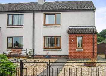 Thumbnail 2 bed semi-detached house to rent in Buccleuch Crescent, Thornhill