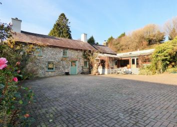 Thumbnail 4 bedroom farm for sale in Porthyrhyd, Llanwrda
