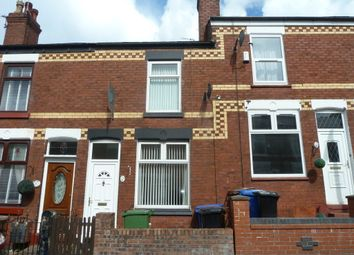Thumbnail 2 bed terraced house to rent in Glebe Street, Offerton, Stockport