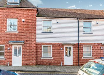 Thumbnail 2 bed terraced house for sale in Barton Mill Road, Canterbury