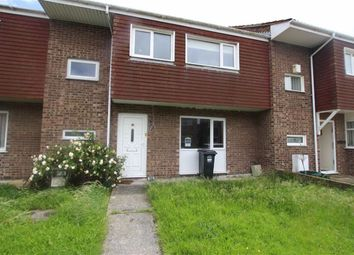 Thumbnail 4 bed terraced house for sale in Tiverton Gardens, Worle, Weston-Super-Mare