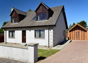 Thumbnail 4 bed detached house for sale in Kirk Road, Cromdale, Grantown-On-Spey